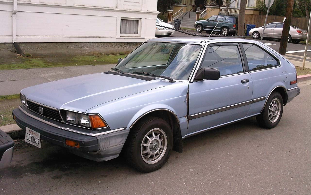 1982 Honda Accord LX