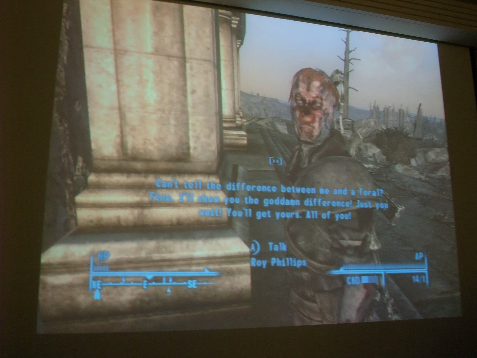 Nearly 150 Screenshots of Fallout 3 Leaked