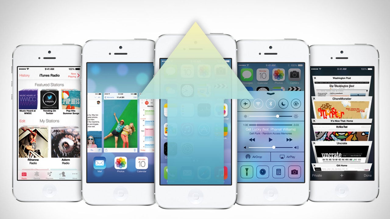 All The Apps Optimized for iOS 7