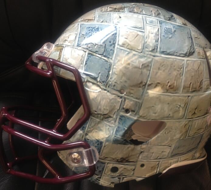 This Might Soon Be An Actual Virginia Tech Helmet