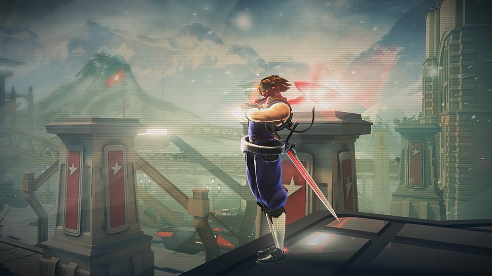 The New Strider Game is a Classic Reborn