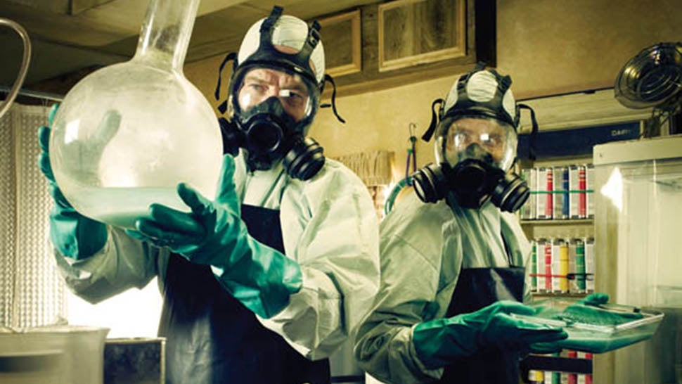 The 10 Most Bad-Ass Chemistry Scenes From Breaking Bad