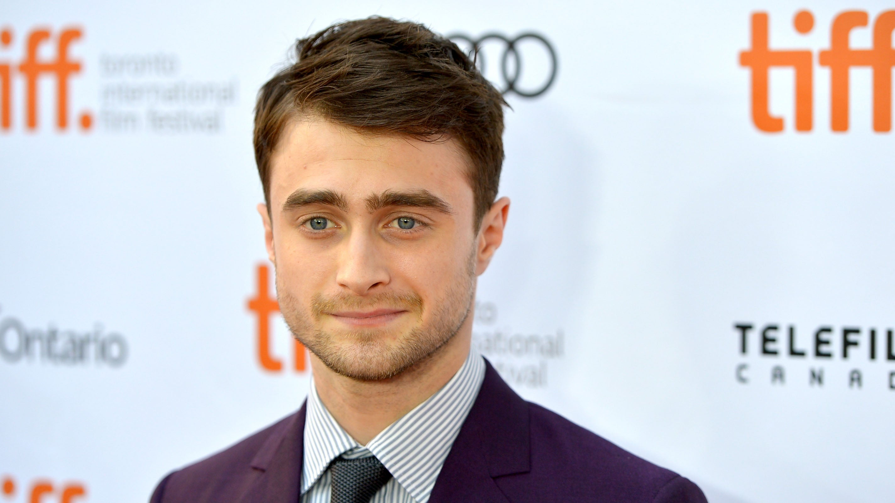 Daniel Radcliffe Talks About Playing Allen Ginsberg in Gay Sex Scene