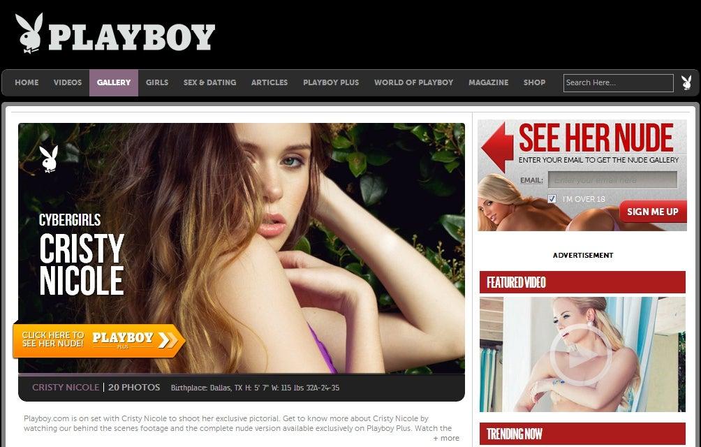 texas teacher model for playboy