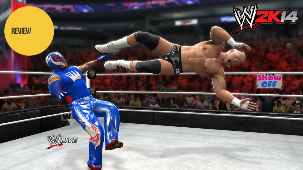 WWE 2K14: The Kotaku Review