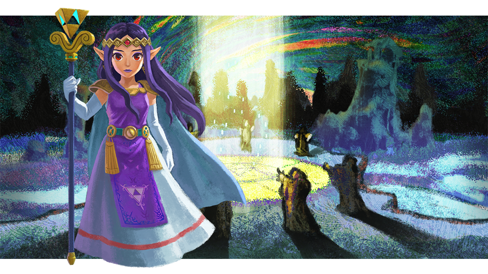 The Legend Of Zelda: A Link Between Worlds: The Kotaku Review