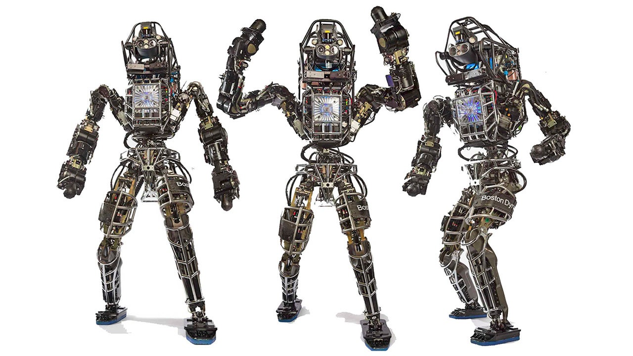 Watch the DARPA Challenge and the Future Of Robotics Live Right Here