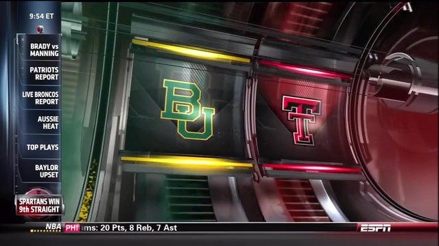 ESPN Accidentally Spelled 'Butt'