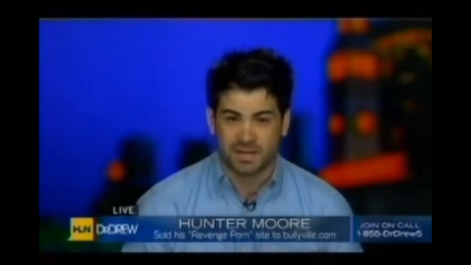 Revenge Porn Purveyor Hunter Moore Finally Arrested by the FBI
