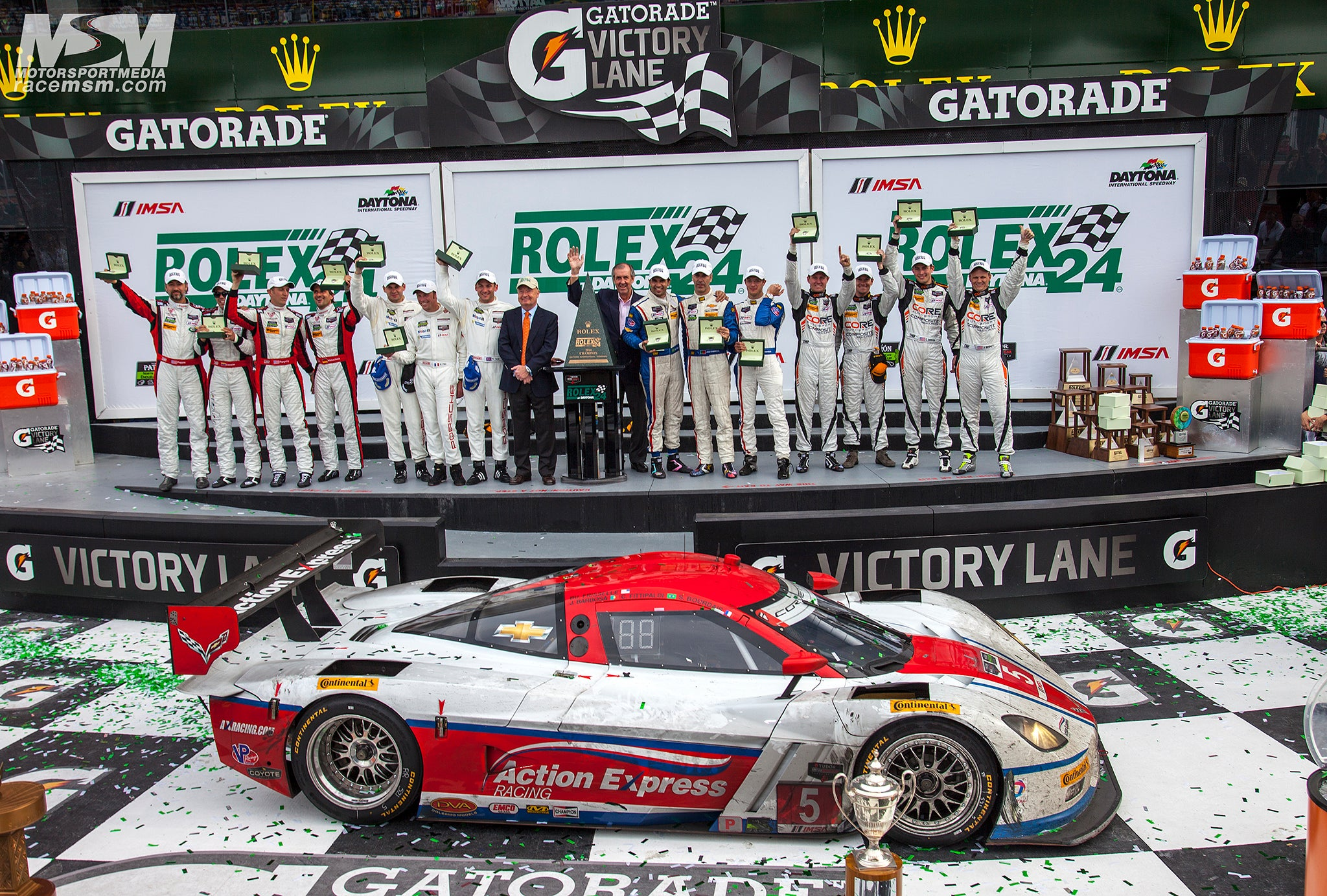 52nd Rolex 24 at Daytona - The Live Blog