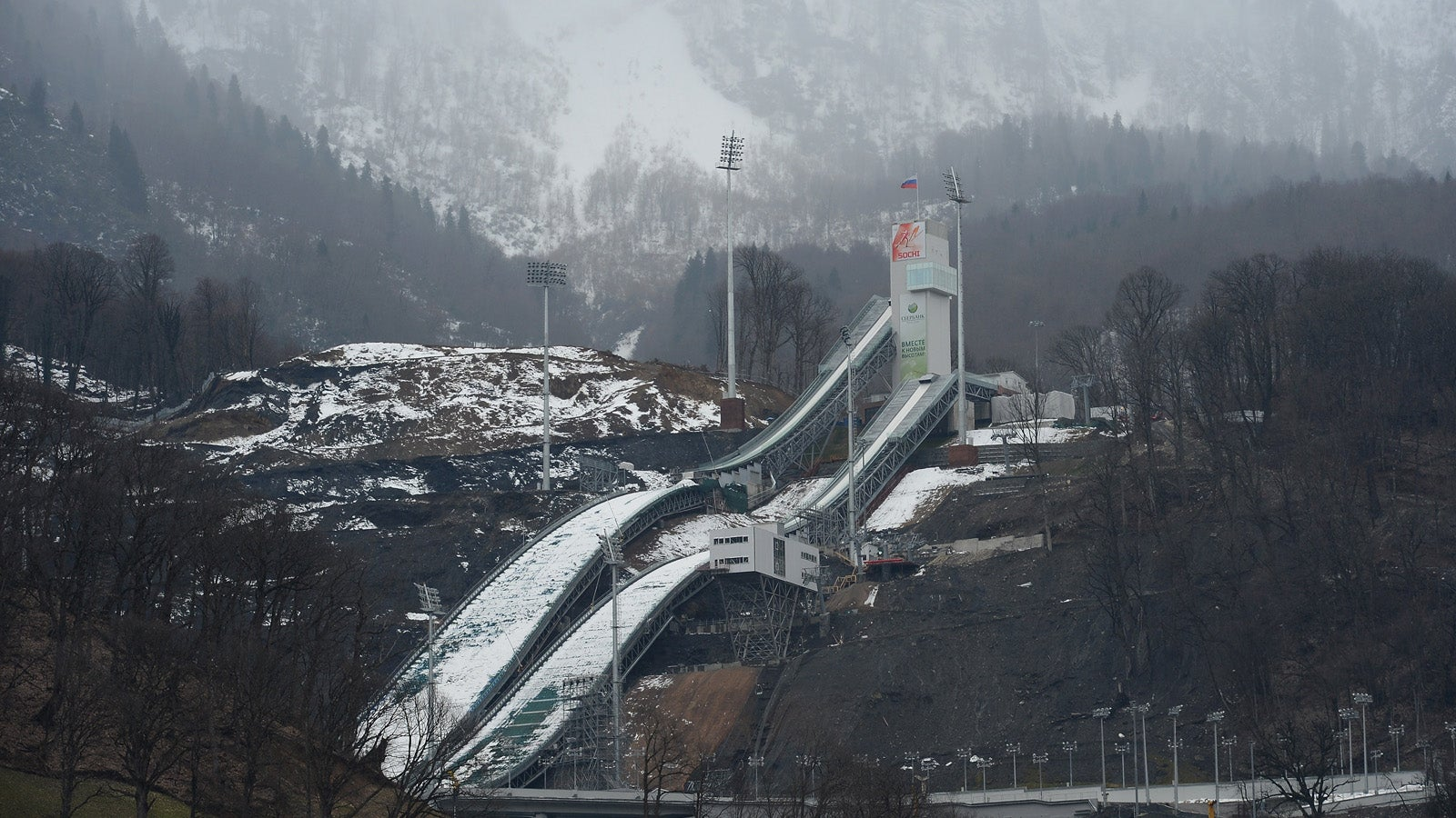 These Are the Futuristic Venues of the Upcoming Winter Olympics
