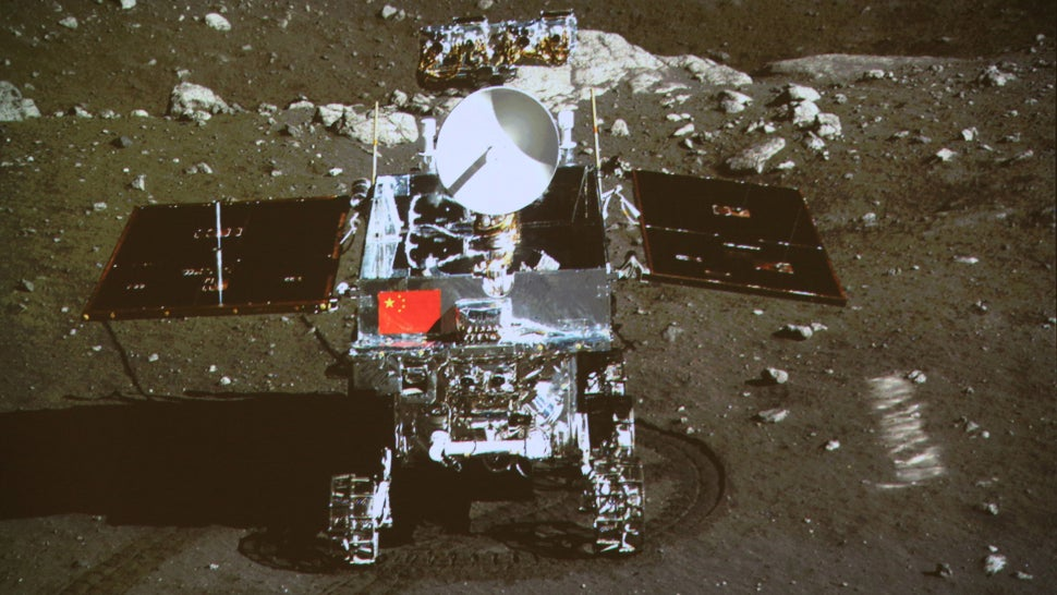China's lunar rover may have experienced a catastrophic breakdown