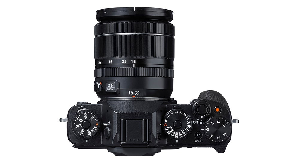 Fujifilm X-T1: Retro Style Meets Future Features