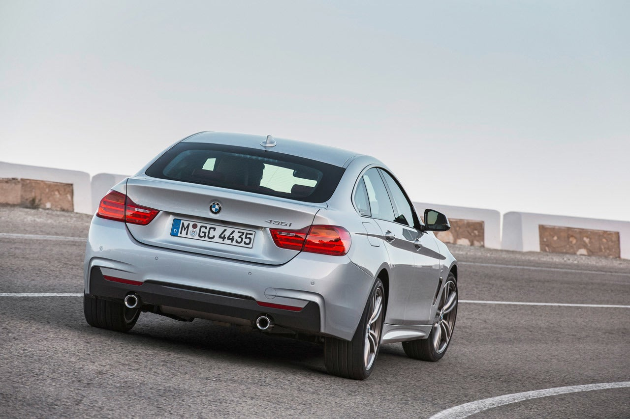 2015 BMW 4-Series Gran Coupe: This Is More Of It