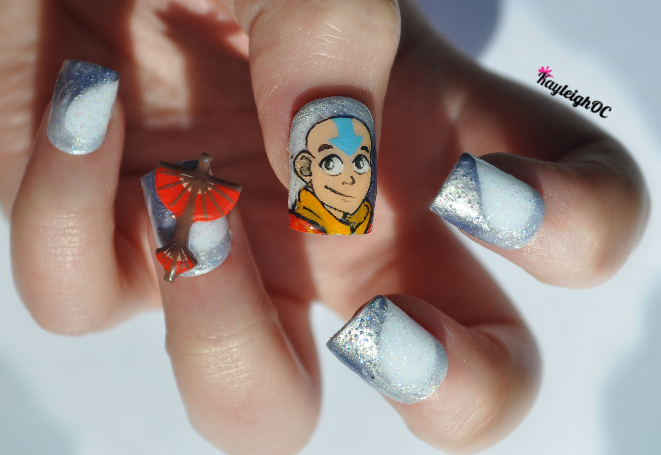 Crazy-Impressive Nail Art Inspired By South Park, Pokémon And More