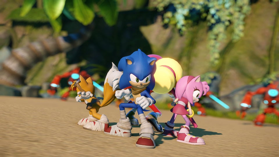 Meet The New Sonic and His Next Game