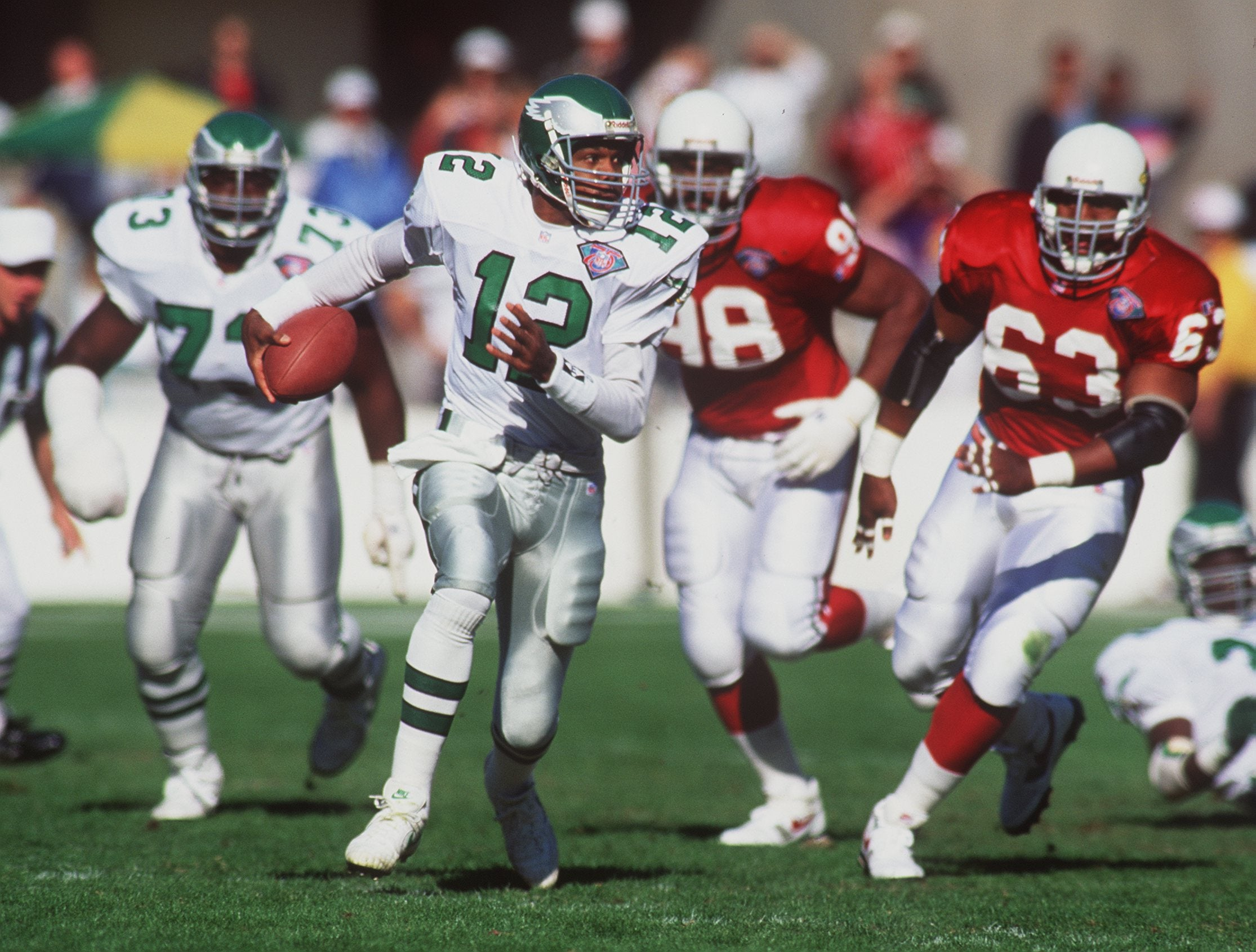 Randall Cunningham: The Author Of NFL's Greatest Individual Play