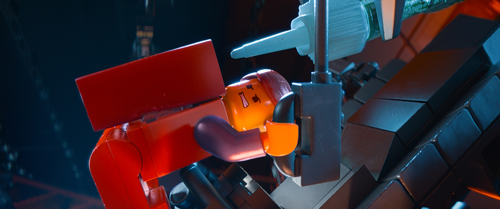 The LEGO Movie Builds A Beating Human Heart From Plastic Bricks