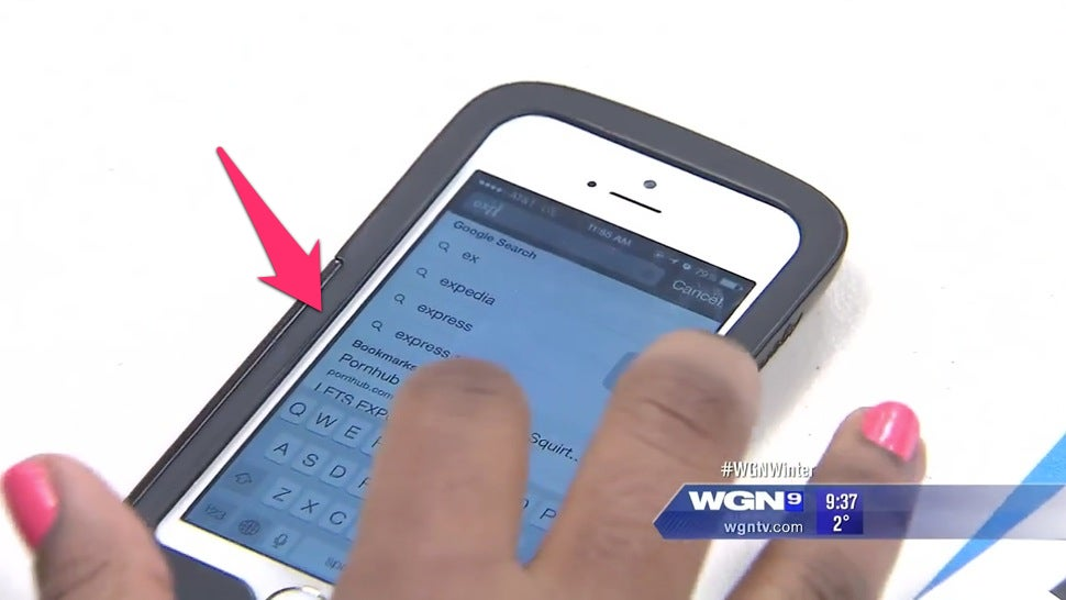 Student Forgets to Clear History, Shows Local News Her Porn Bookmark