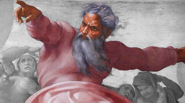 ​God's 12 Biggest Dick Moves in the Old Testament