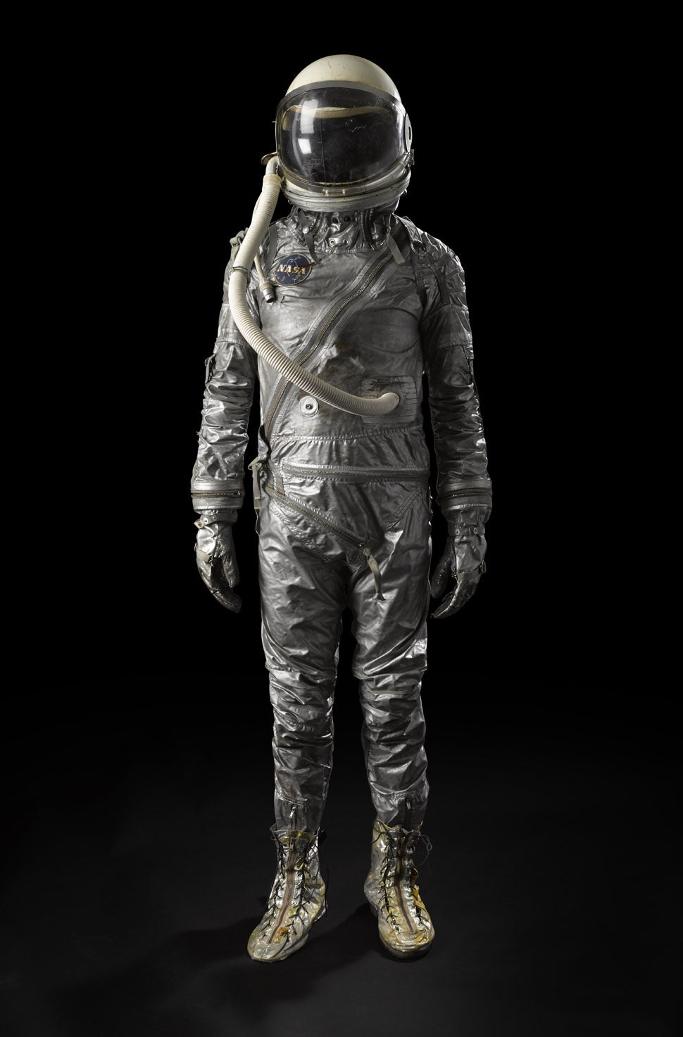 Soviet and american space suits for sale at this other for Space suit fabric