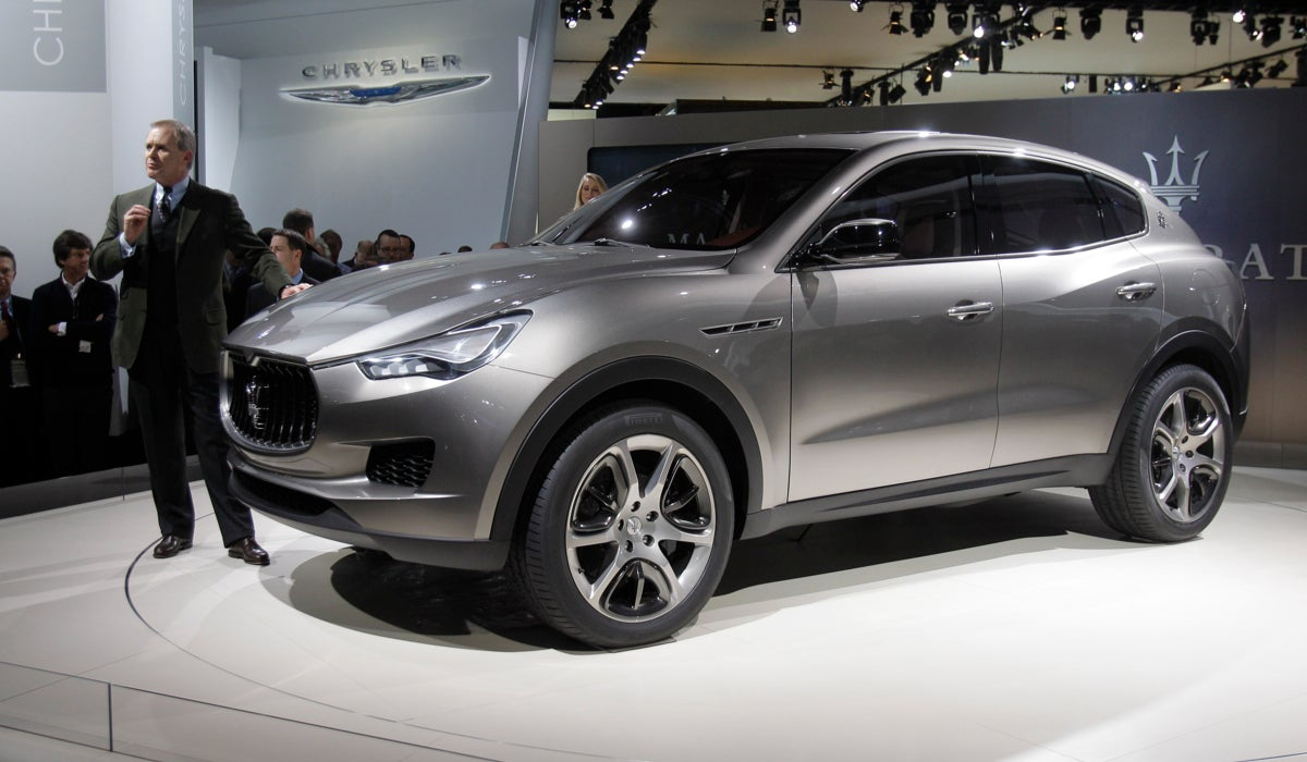 You Can All Calm Down About Maserati Getting A Jeep Grand Cherokee