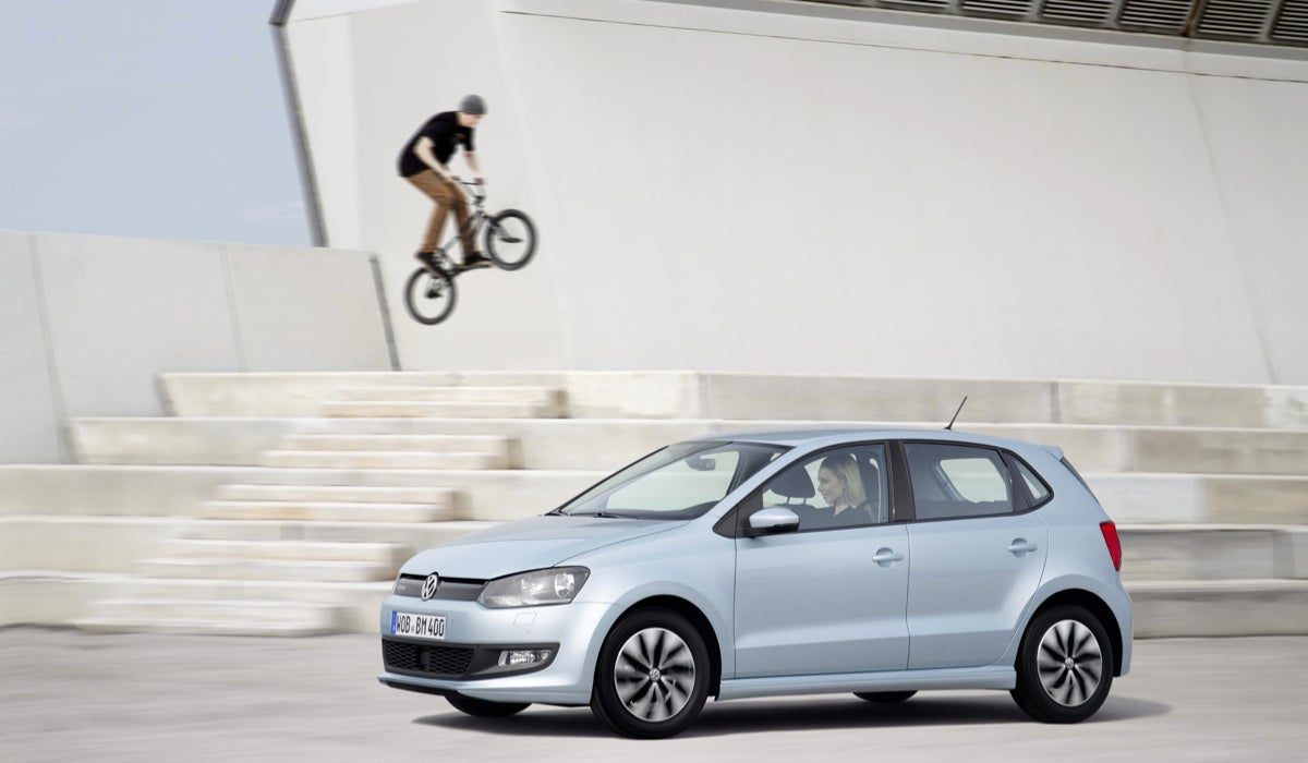The VW Polo TSI BlueMotion Gets In On That 3-Cylinder Turbo Action