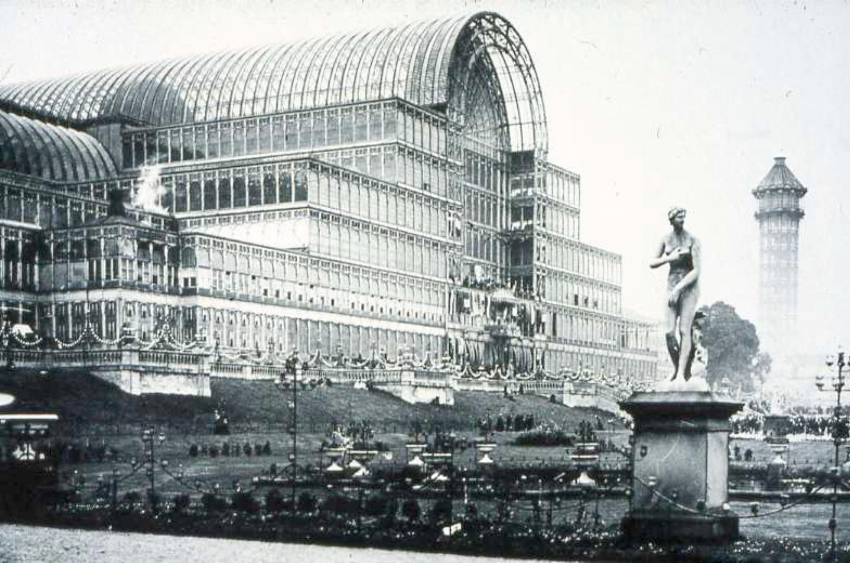 Why Architects Are Competing to Reconstruct a Building From 1851