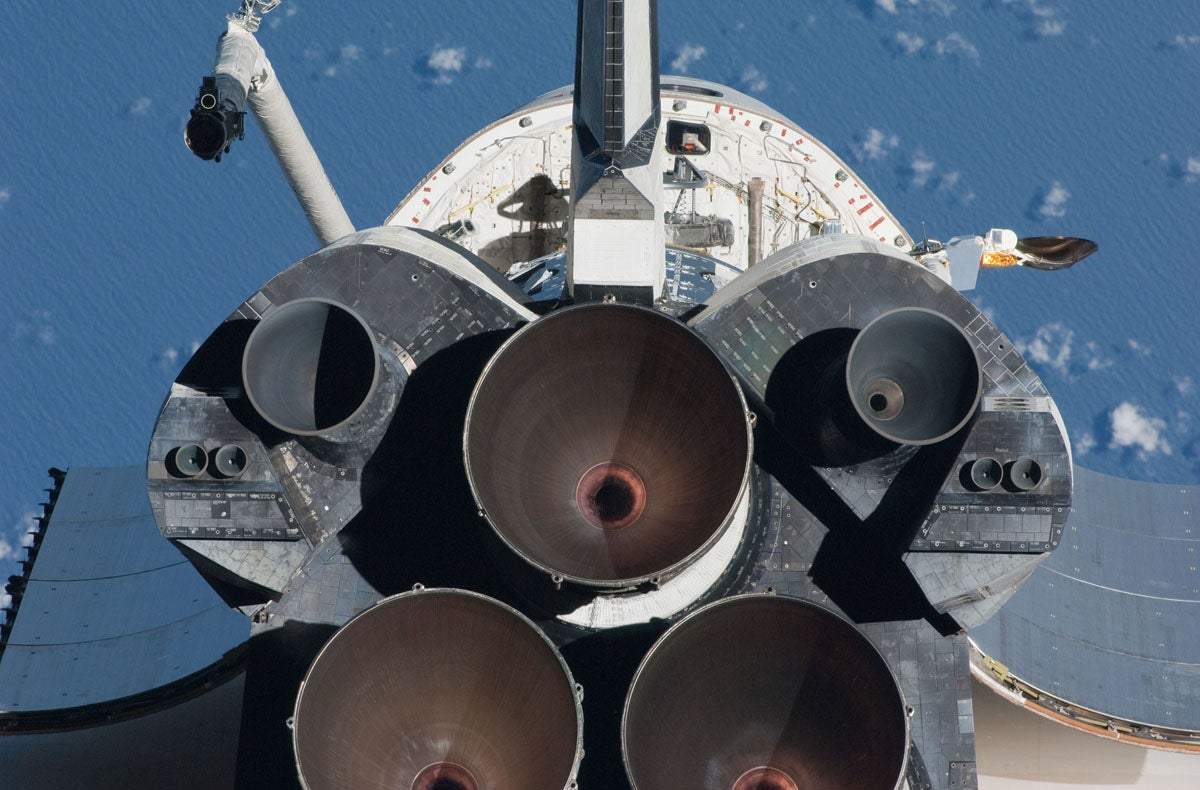 Pure space porn: these are the naughtiest rocket parts
