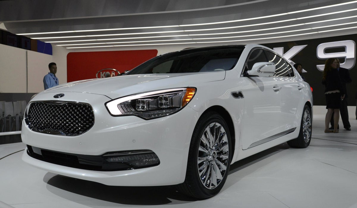 It's Fine If Kia Sells The K900 Through Just A Third Of Its Dealers