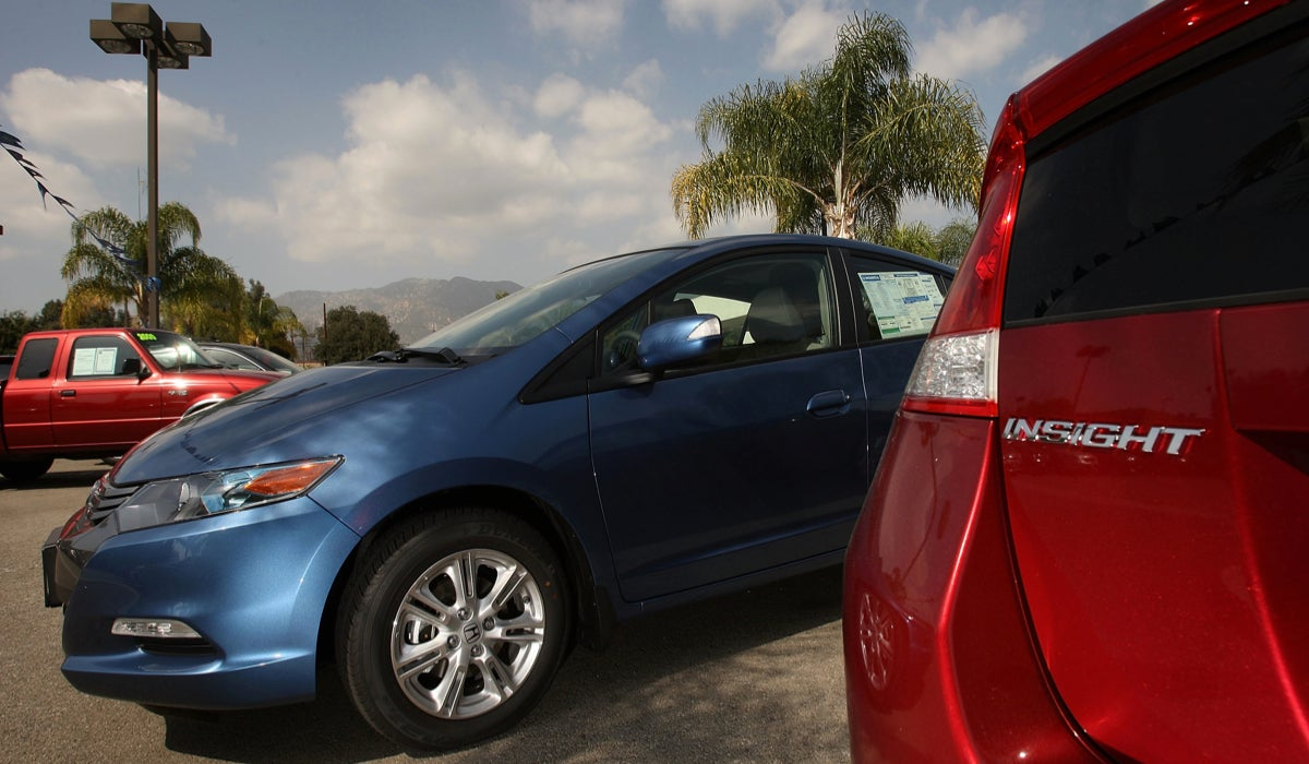 The Honda Insight Is Officially Dead This Time