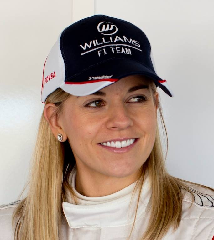 The Problem with Susie Wolff