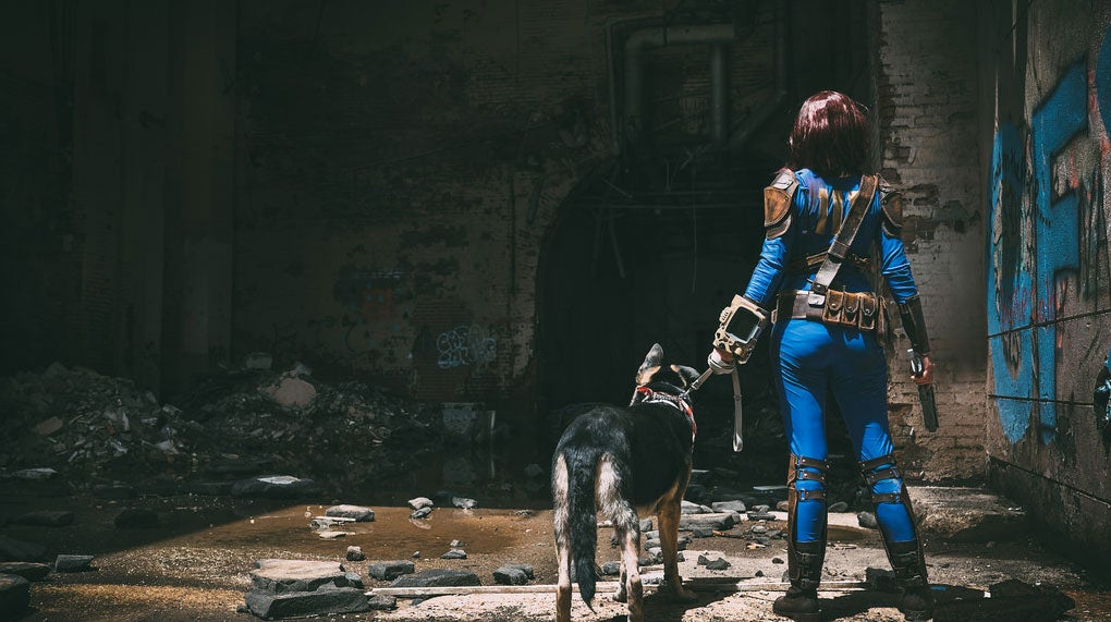 cosplay fallout fallout-4