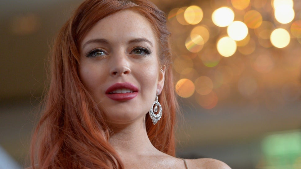 At Long Last, Lindsay Lohan Has a $1 Million Book Deal