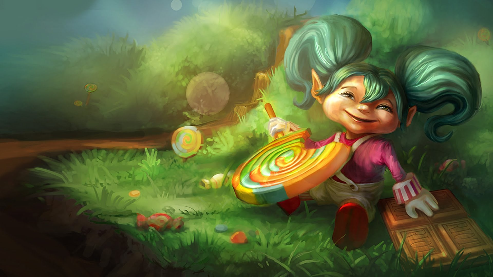league-of-legends poppy