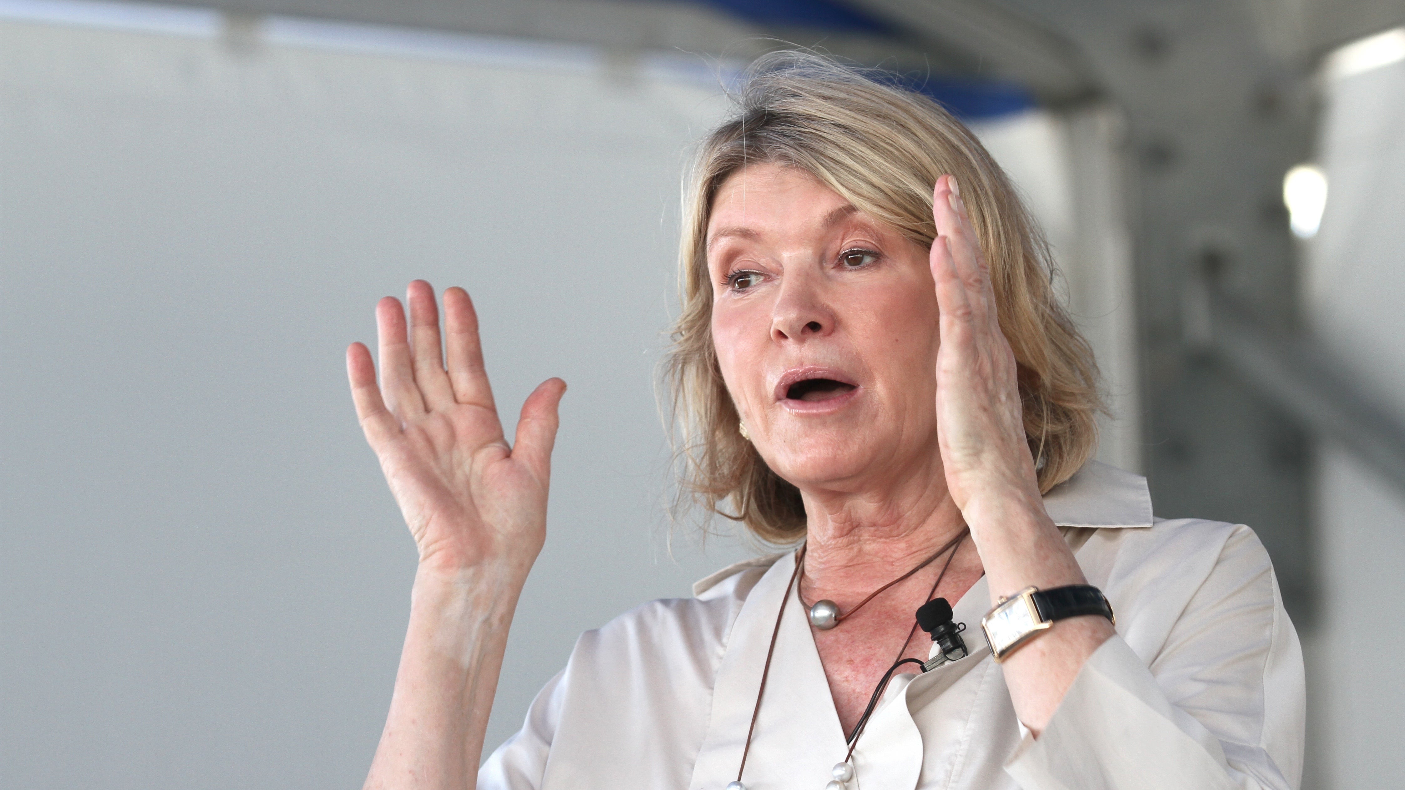 Martha Stewart's Reddit AMA Reveals She Has No Idea What a Dildo Is
