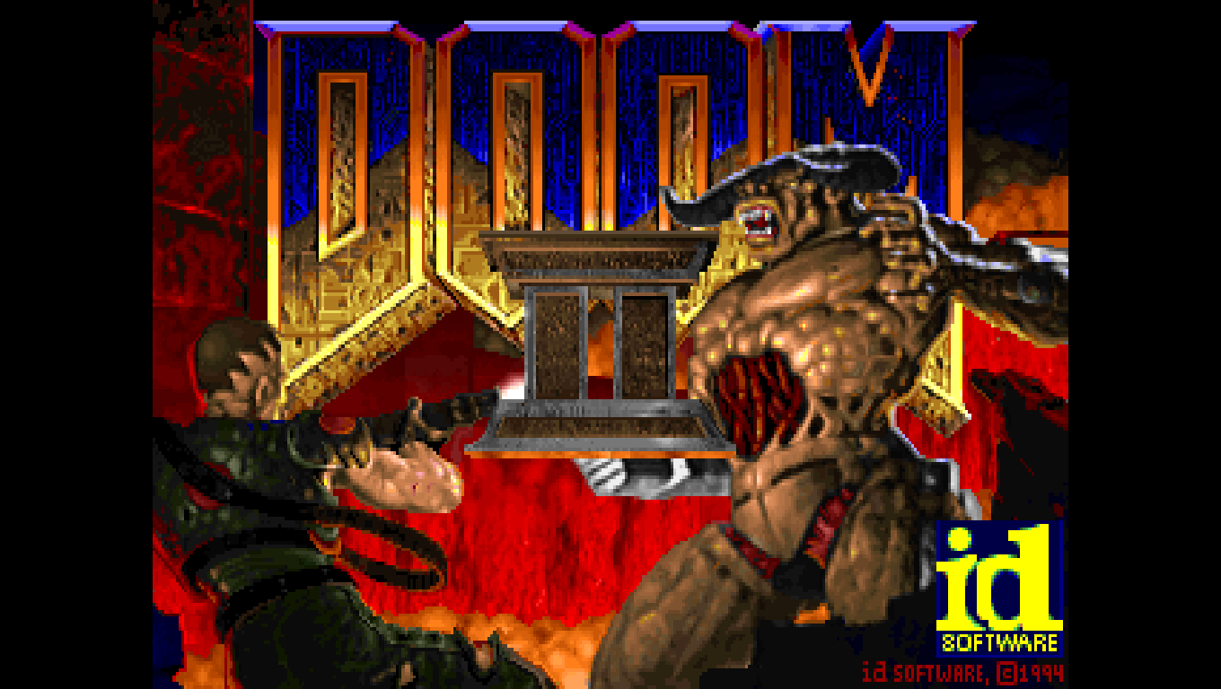 doom doom-2 id-software