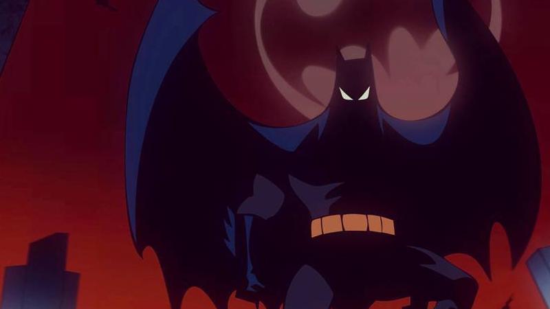 art batman batman-the-animated-series comics dc