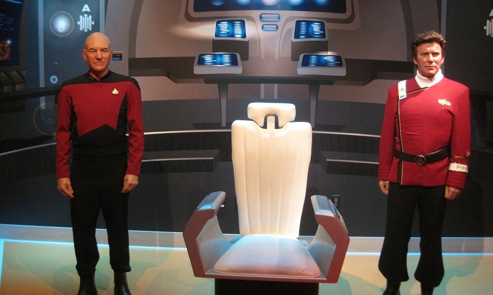 What Your Favorite <em>Star Trek</em> Says About You