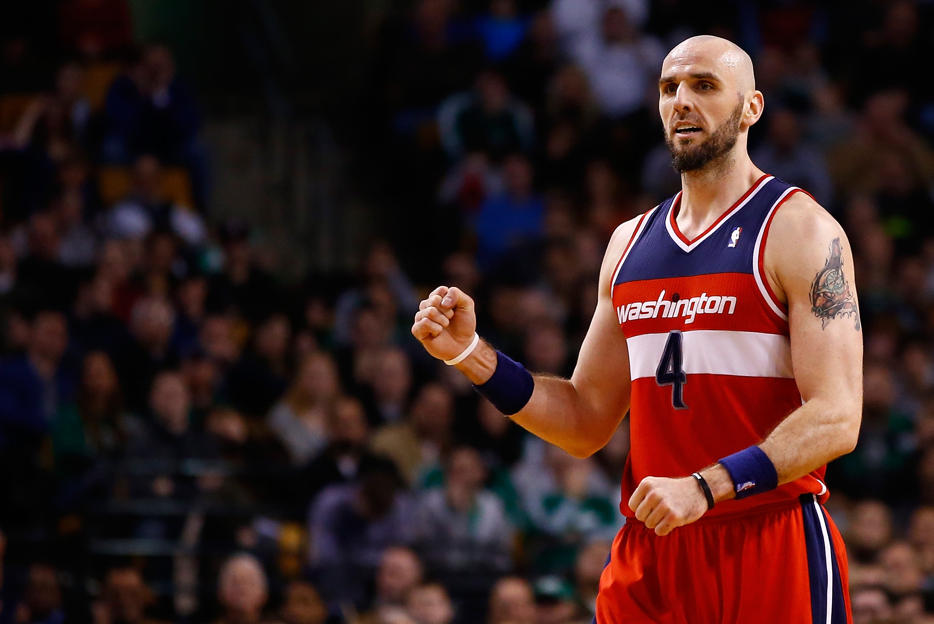 Marcin Gortat Wants The NBA To Allow Fighting