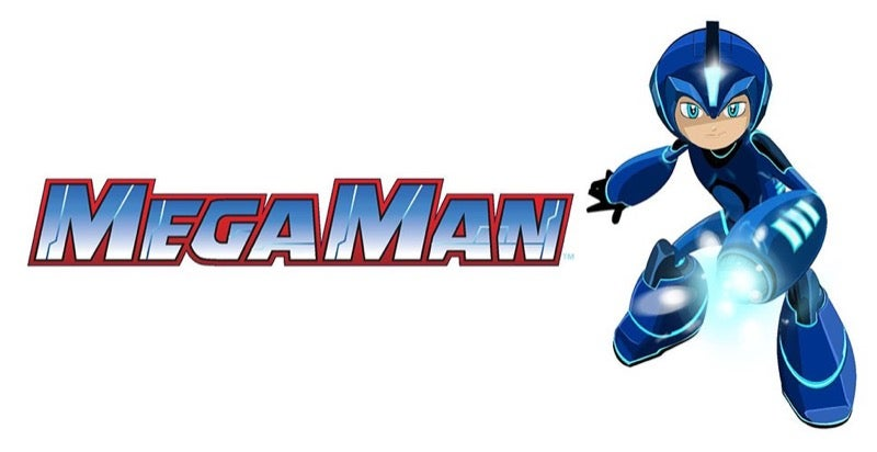 anime capcom cartoons mega-man rockman