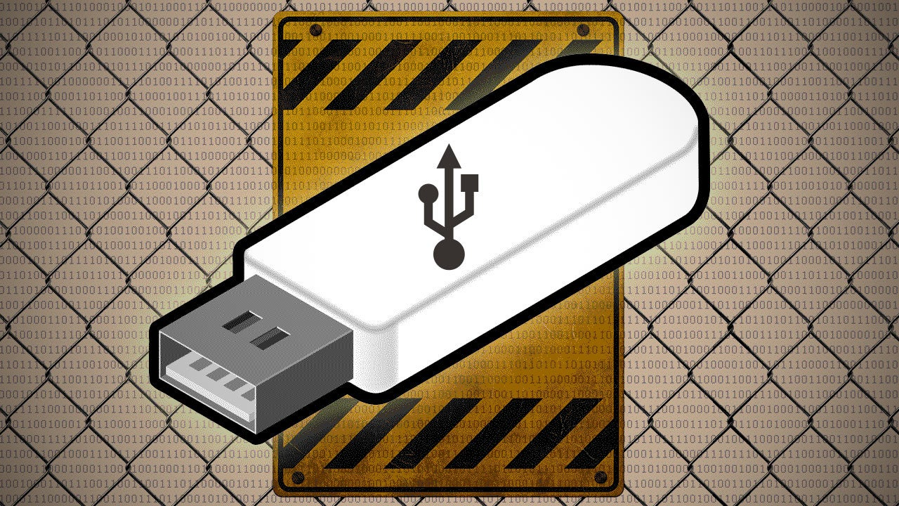 What Are the Dangers of Using an Untrusted USB Drive?