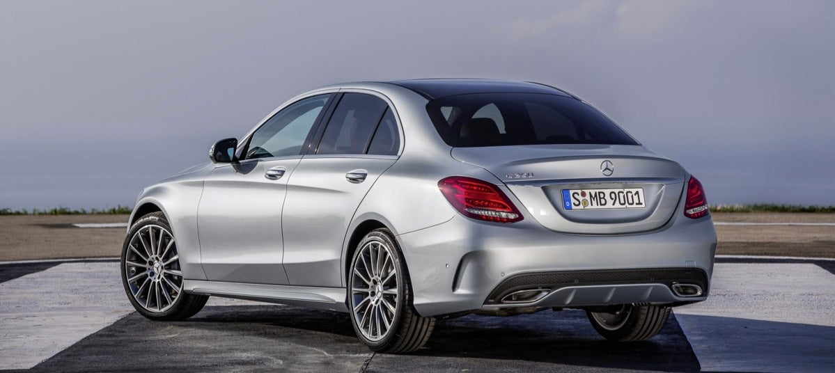 Mercedes Is Doing Too Much Displacement Compensation On Its Badges