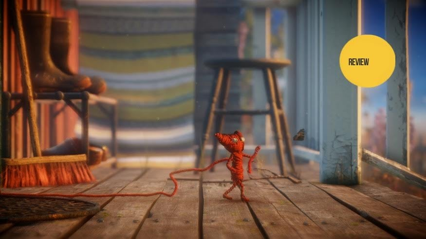 coldwood-interactive kotaku-uk tag-playstation playstation-4 ps4 review unravel tag-xbox xbox-one