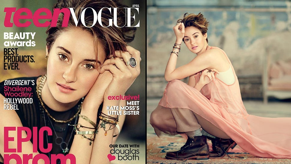 <em>Divergent</em> Star Shailene Woodley Thinks <em>Twilight</em> Is Toxic