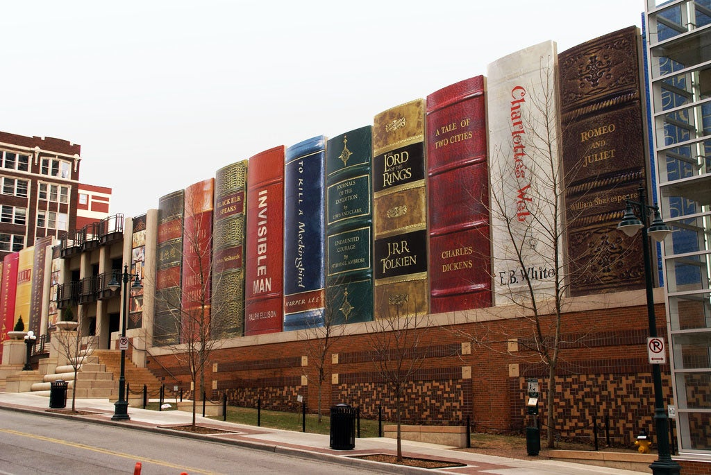 The Kansas City Public Library is better than your public library