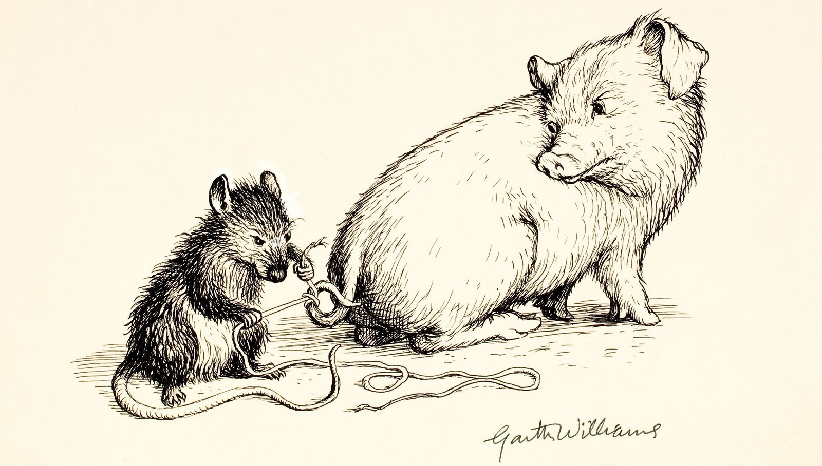 Read E.B. White's poignant explanation for writing <em>Charlotte's Web</em>