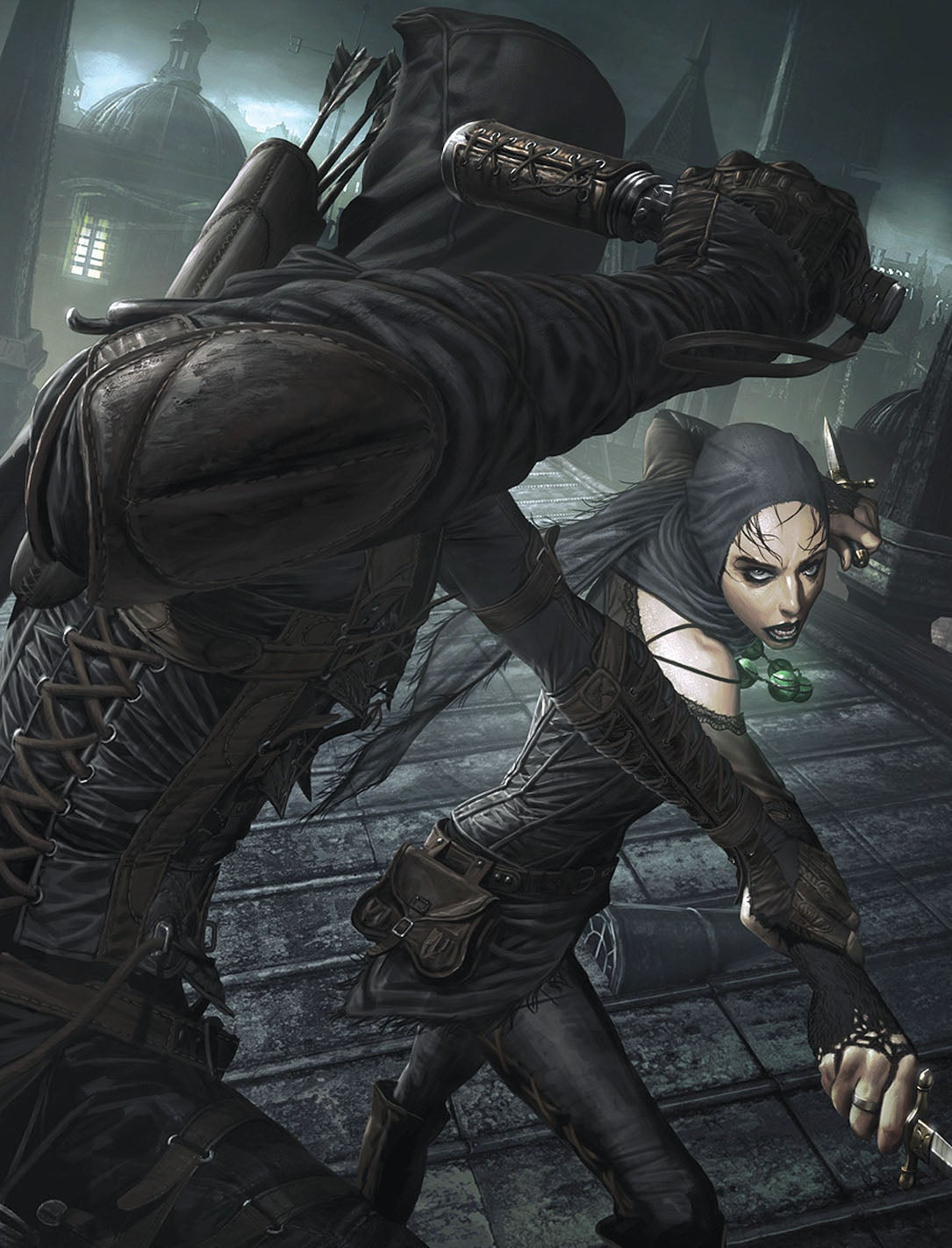 The Very Sneaky Art Of Thief