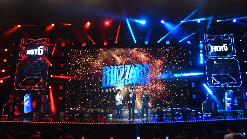 blizzard-entertainment gsl south-korea starcraft