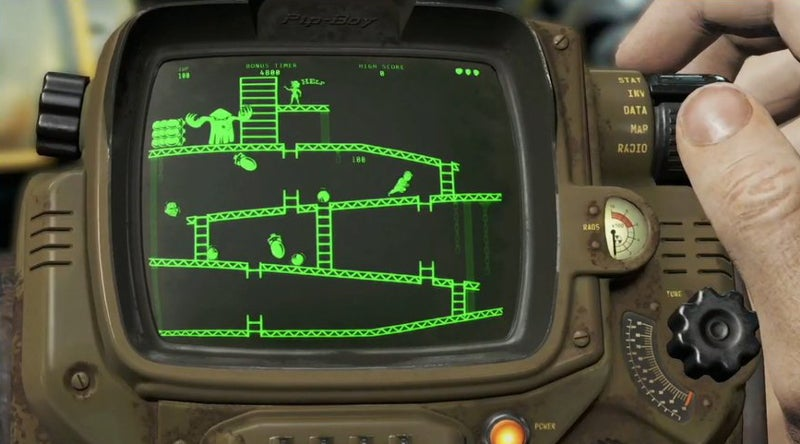 bethesda fallout-4 mods